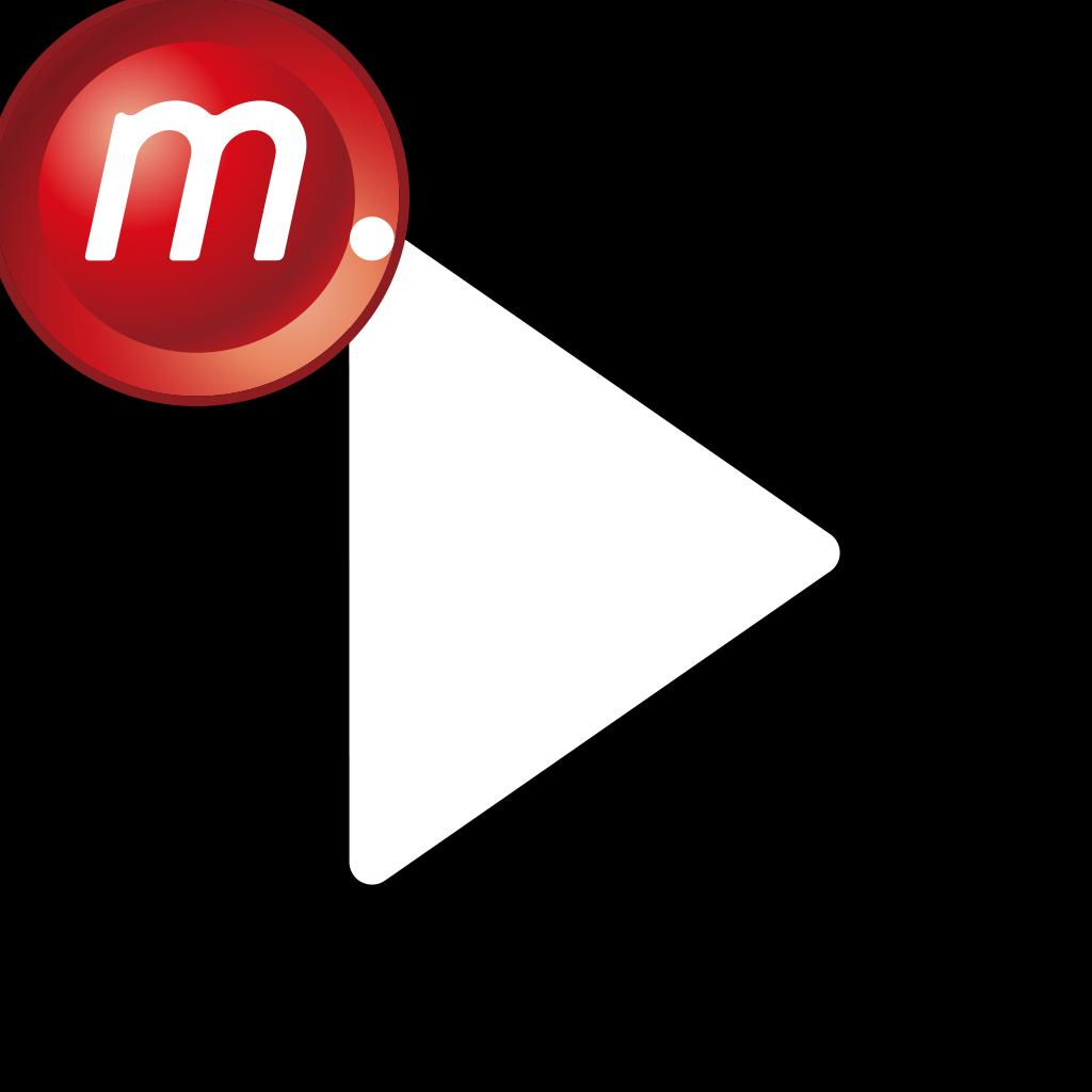 カラオケ歌詞が見られる無料音楽プレイヤー m.play